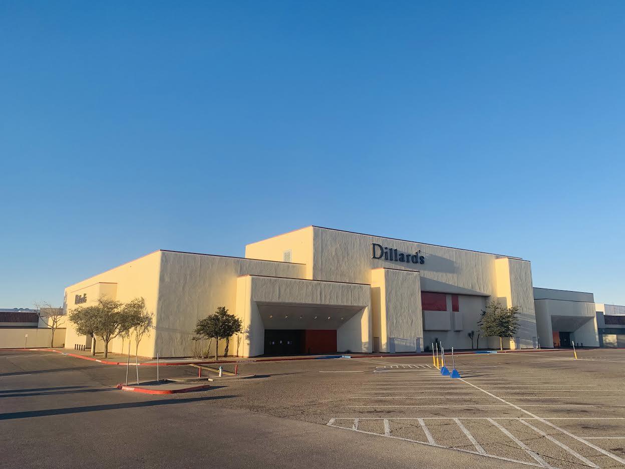 Dillard's Cielo Vista Mall El Paso Texas