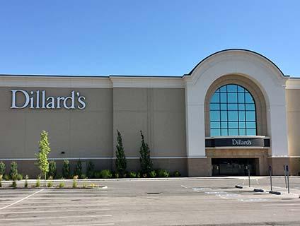 Dillard's Fashion Place Mall Murray Utah