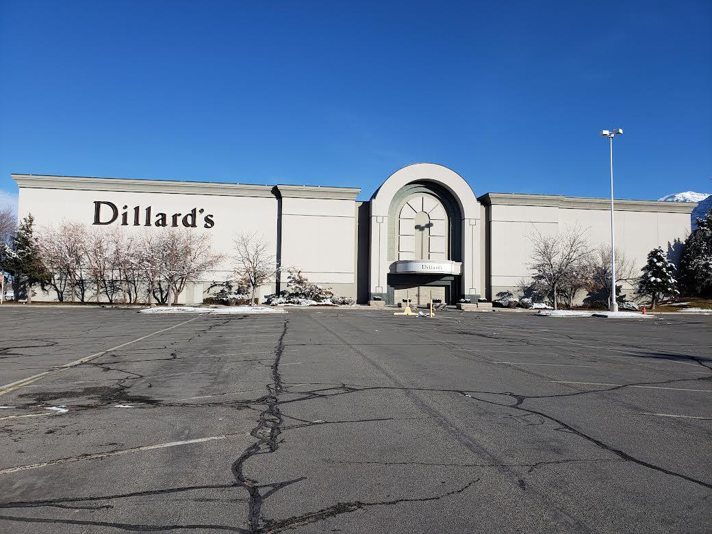 Dillard's Provo Towne Centre Provo Utah