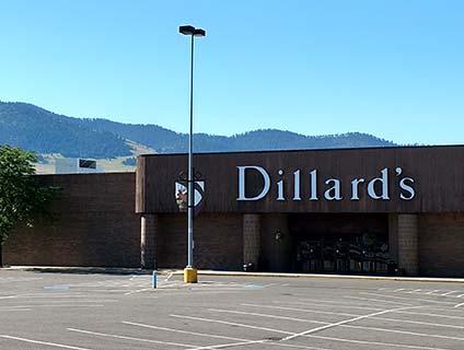 Dillard's Southgate Mall Missoula Montana