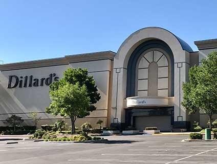 Dillard's Antelope Valley Mall Palmdale California