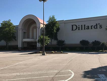 Dillard's Cary Towne Center Cary North Carolina