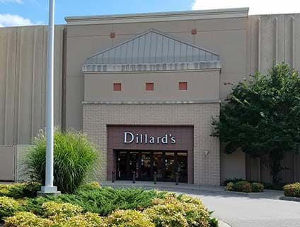 Dillard's Asheville Mall Asheville North Carolina