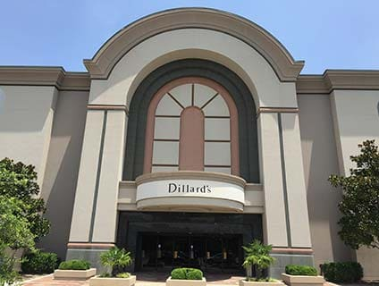 Dillard's Independence Mall Wilmington North Carolina