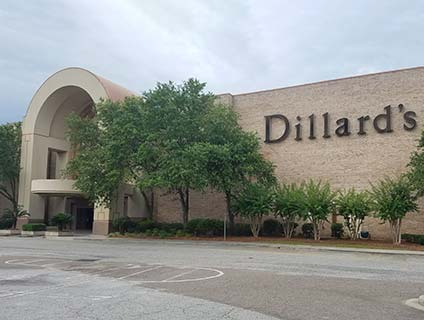 Dillard's Citadel Mall Charleston South Carolina