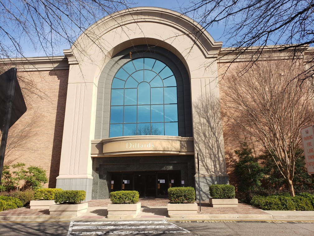 Dillard's Stony Point Fashion Park Richmond Virginia