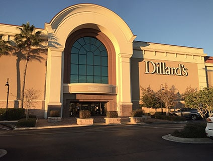 Dillard's St. Johns Town Center Jacksonville Florida