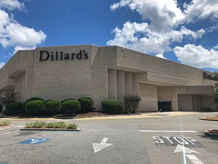 Dillard's The Oaks Mall Gainesville Florida