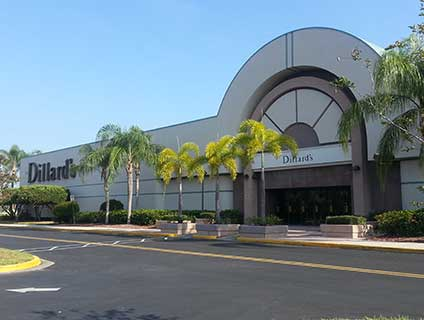 Dillard's Indian River Mall Vero Beach Florida
