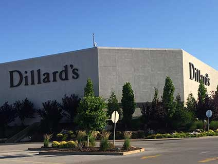 Dillard's South County Center St. Louis Missouri