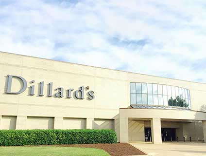 Dillard's Mid Rivers Mall St. Peters Missouri