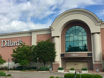 Dillard's Crestview Hills Town Center Crestview Hills Kentucky