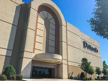Dillard's Mall St Matthews Louisville Kentucky