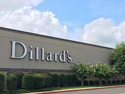 Dillard's Hot Springs Mall Hot Springs Arkansas