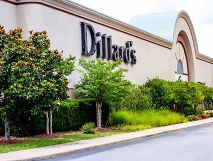 Dillard's Quintard Mall Oxford Alabama