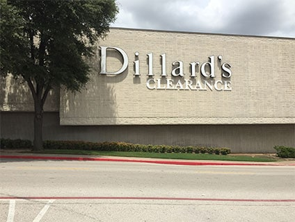 Dillard's Irving Mall Irving Texas
