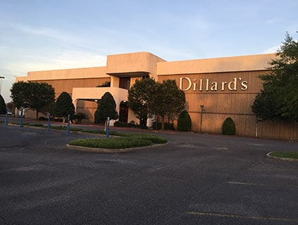 Dillard's Cortana Mall Baton Rouge Louisiana