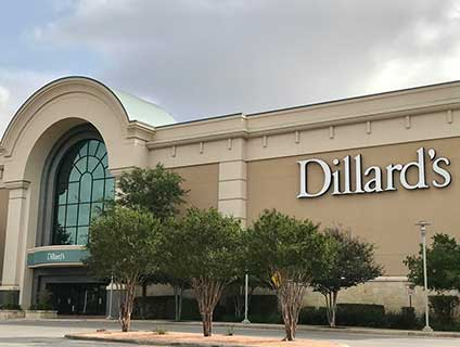 Dillard's The Shops At La Cantera San Antonio Texas