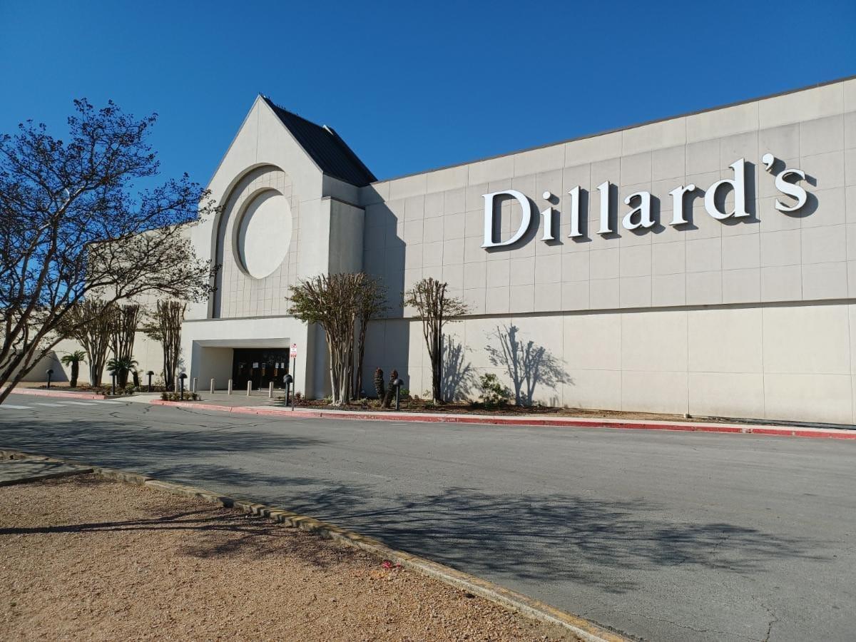 Dillard S San Antonio Texas At Rolling Oaks Mall Dillard S