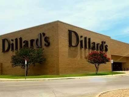 Dillard's Killeen Mall Killeen Texas