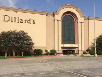 Other Nearby Dillards Stores