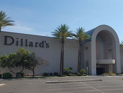 Dillard 39 s glendale arizona at arrowhead towne center for Glendale jewelry mart hours