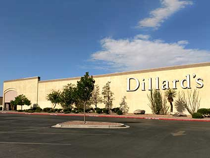 Dillard's Mesilla Valley Las Cruces New Mexico