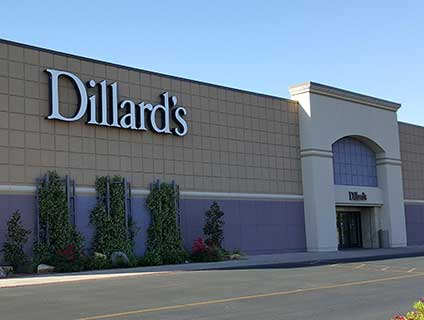Dillard's Red Cliffs Mall St. George Utah