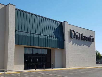 Dillard's Rimrock Mall Billings Montana