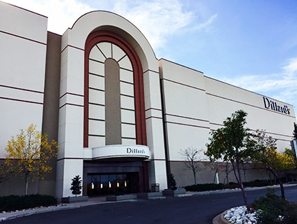 Dillard's Park Meadows Littleton Colorado