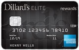 Elite Status Dillard's Credit Card
