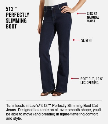 exclusive range buy good shop for luxury Women's Fit Finder Levis Logo Mid Rise Skinny 505 Straight ...