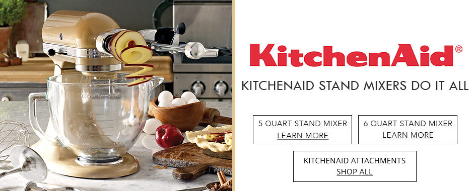 KitchenAid Stand Mixers and Stand Mixer Attachments at Dillards.com