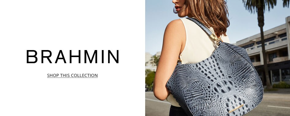 Shop The Brahmin Denim Collection on Dillards.com