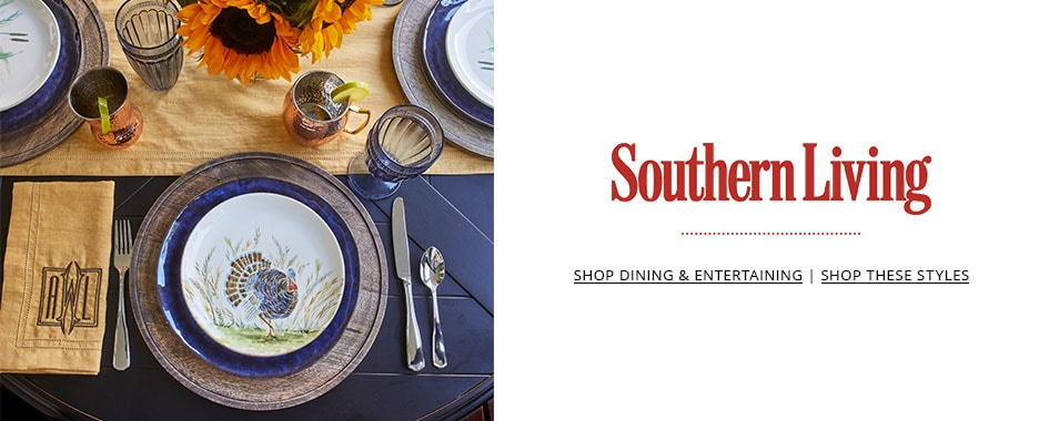 Southern Living Dining & Entertaining