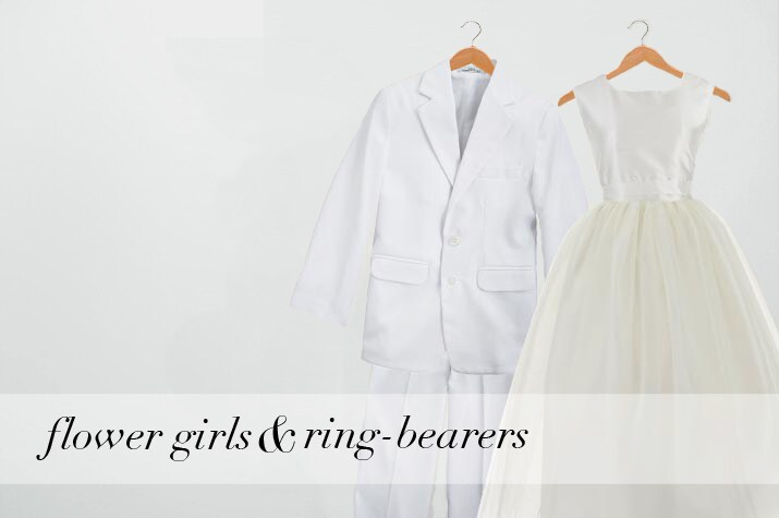 Shop Flower Girls and Ring Bearers at Dillard's