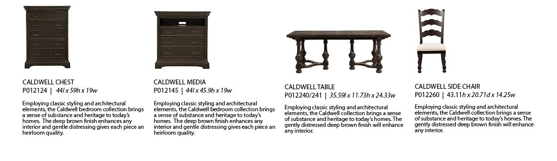 Pulaski Furniture Product Information