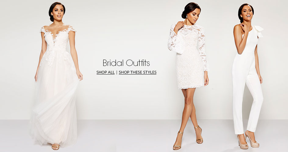 Shop Bridal Outfits On Dillards