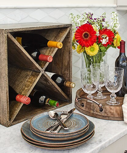 Southern living dining and entertaining items