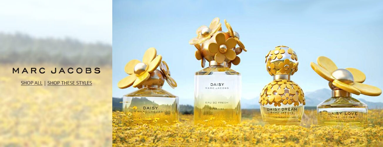 Marc Jacobs fragrance creative image