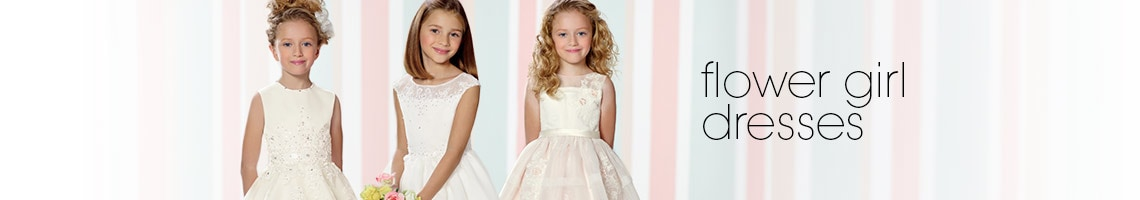 7bbeb4e4f Flower Girl Dresses | Dillard's