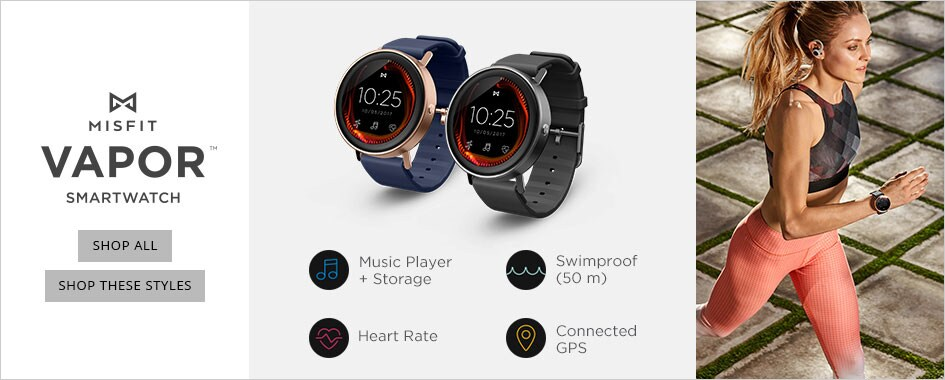 Misfit Smart Watches & Trackers