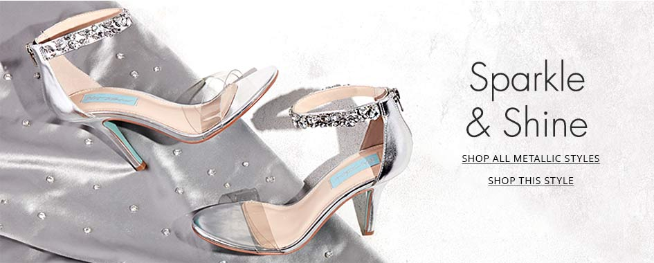 Shop Metallic Special Occasion Shoes