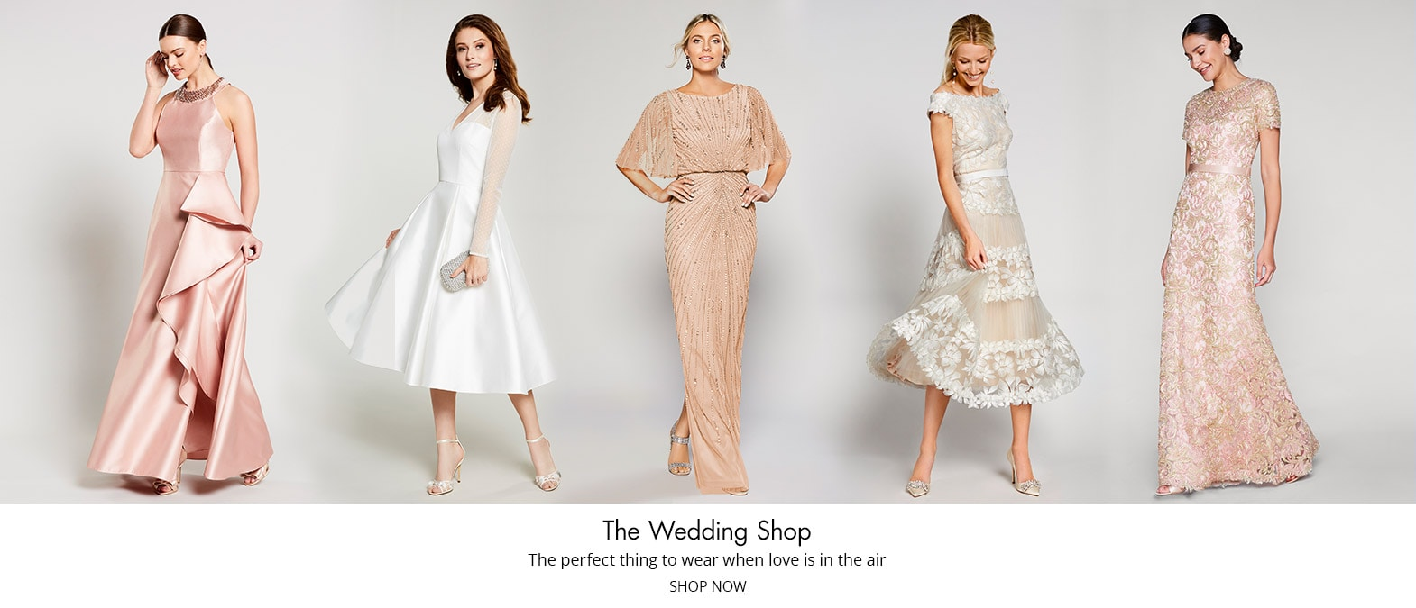 Women's wedding shop