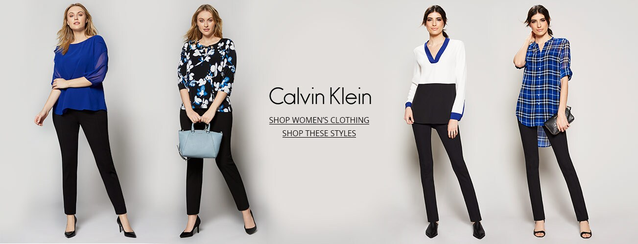 9130db0d5b Shop Women s Clothing from Calvin Klein