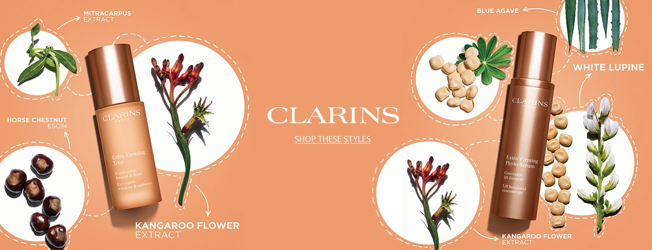 Clarins ingredients