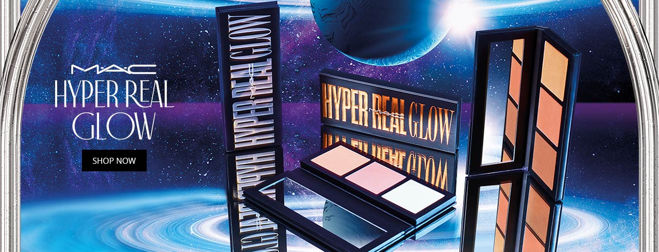 MAC Hyper Real Glow creative image