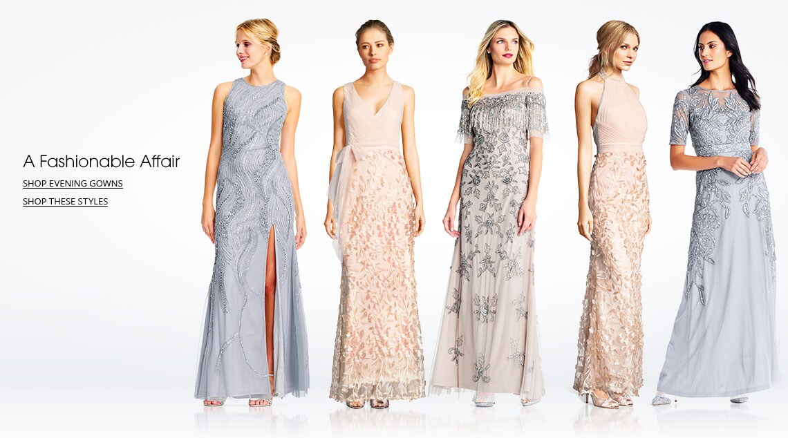 A Fashionable Affair - Shop Evening Gowns & Formal Dresses