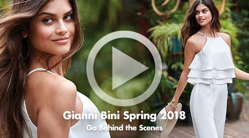 Gianni Bini Spring 2018 Video