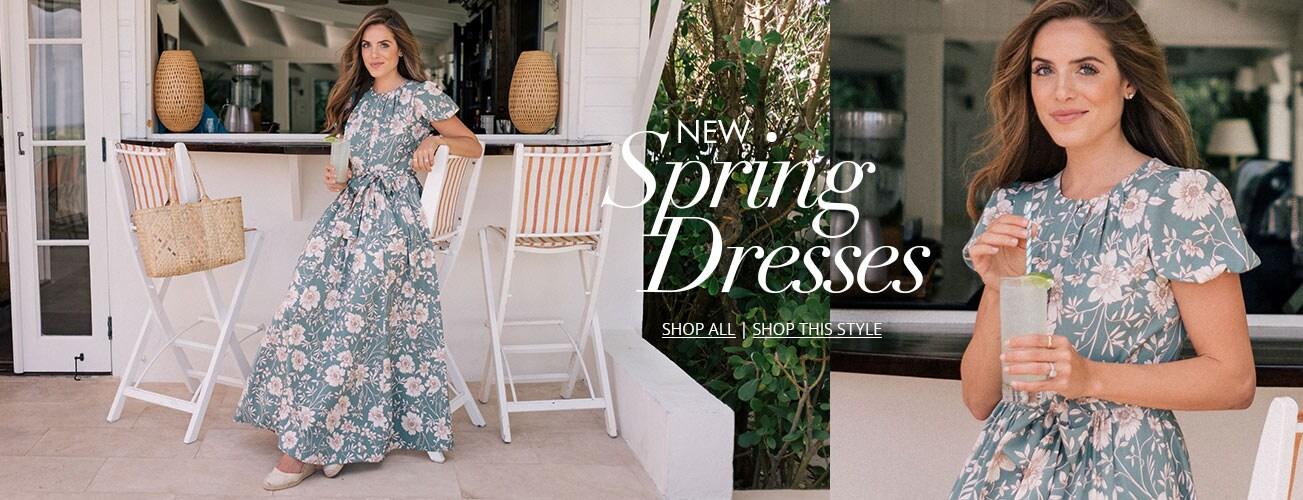 Women s new spring dresses 853238eca19b